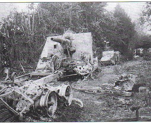 Panzer Wreck - Normandie 1944 Lecoul10