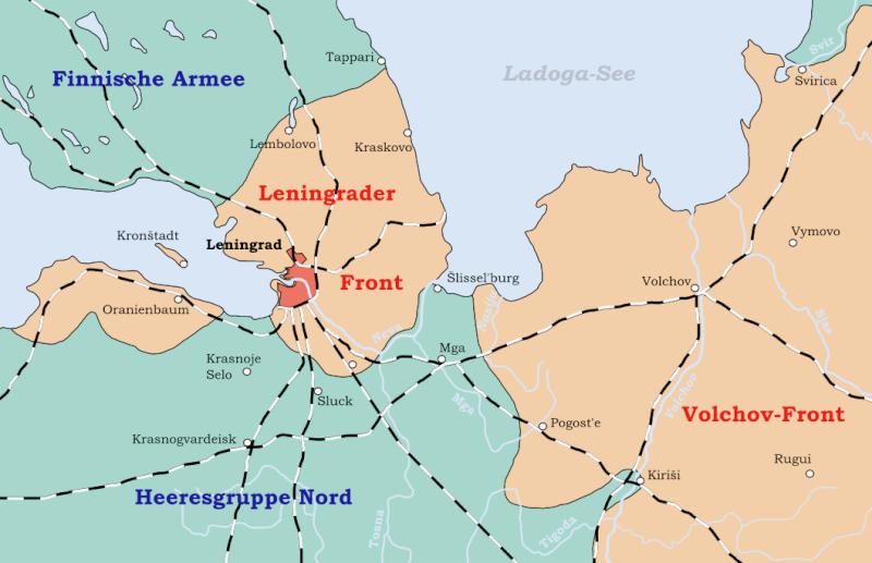 Le Siege de Lenningrad Lening10