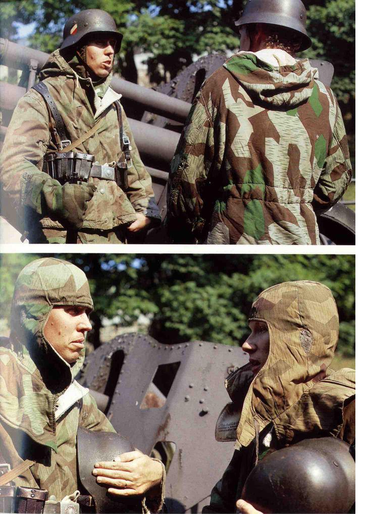 HEER - Splittermuster - Splinter Camouflage Libro_12
