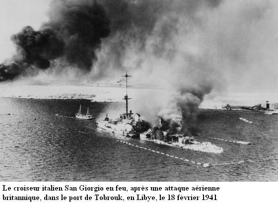 Le siège de Tobrouk - 1941 Libya-10