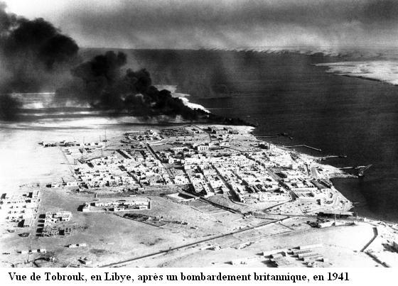 Le siège de Tobrouk - 1941 Libya-11