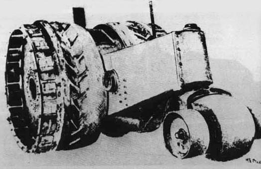 le Kugel Panzer Ls110