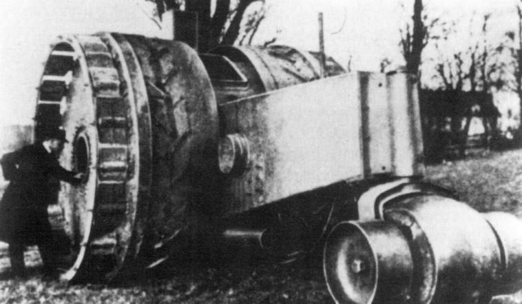 le Kugel Panzer Ls210