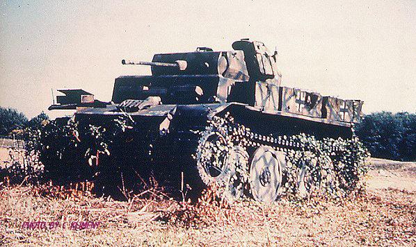 """Panzer II L """"Luchs"""" - Lynx  Luchs_11"""