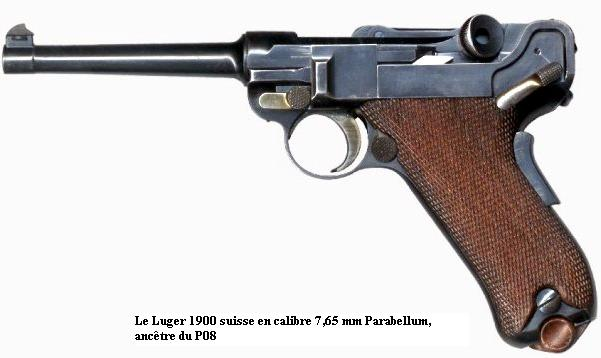LUGER - P08 Luger-10