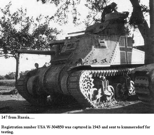 BEUTE PANZER - USA !!! M3_lee14