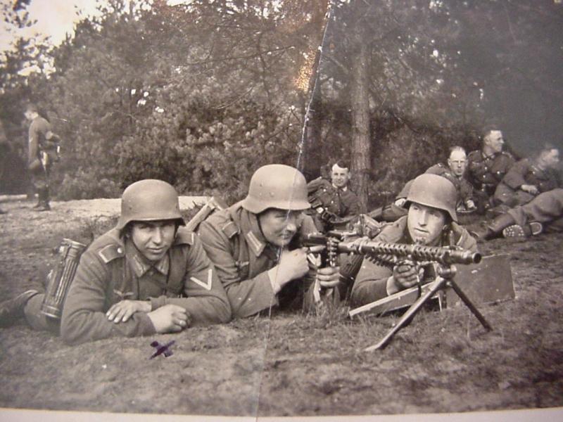 Maschinengewehr 34 - MG34 Mg34-110