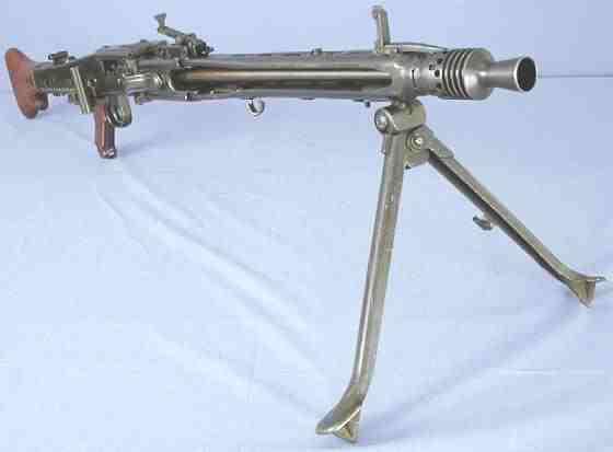 Maschinengewehr 42 - MG42 Mg42-410