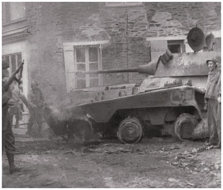 Panzer Wreck - Normandie 1944 Minipz10
