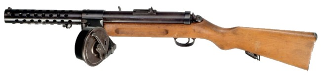 Maschinenpistole 18 - MP 18 Mp18-i11