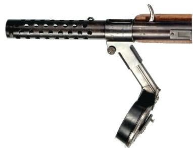 Maschinenpistole 18 - MP 18 Mp18-i12