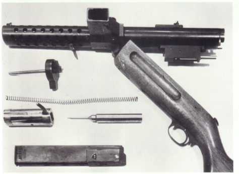 Maschinenpistole 18 - MP 18 Mp18id10