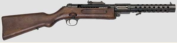 Maschinenpistole 28 - MP 28 Mp28-211