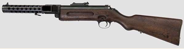 Maschinenpistole 28 - MP 28 Mp28-212