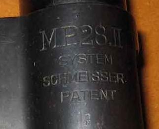 Maschinenpistole 28 - MP 28 Mp28-214