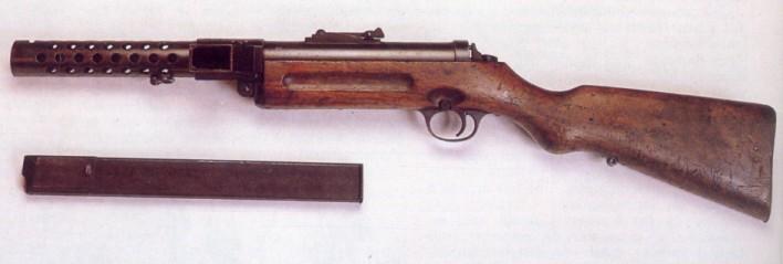 Maschinenpistole 28 - MP 28 Mp28a10