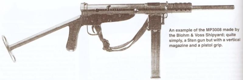 volkssturmgewehr mp 3008 Mp300810