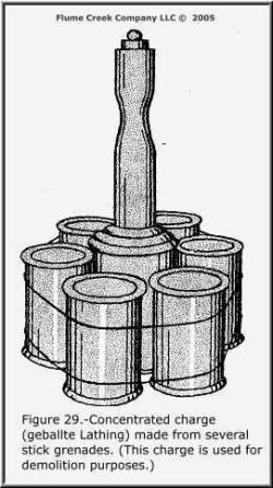"""Stielhandgranate 24 - """"Presse-Purée"""" Multig10"""