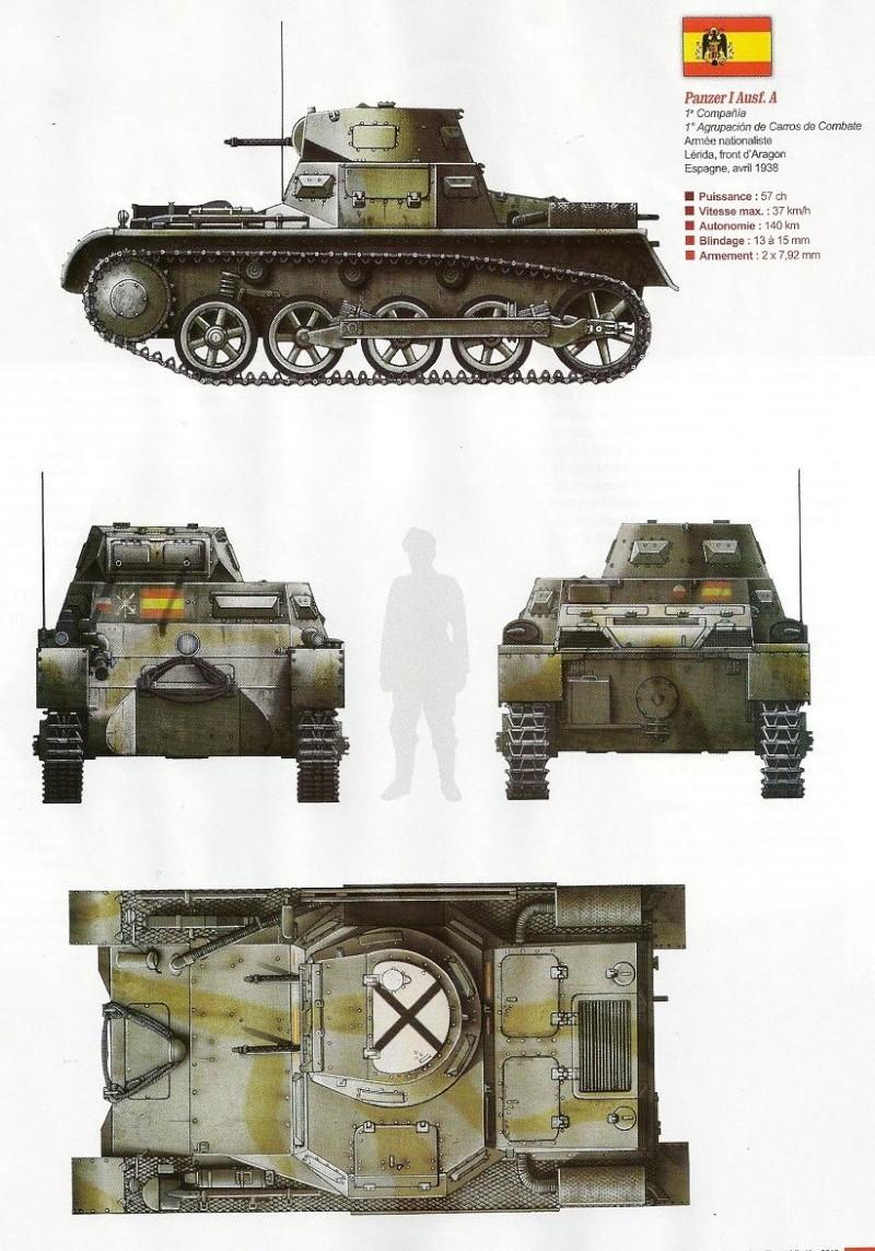 Panzerkampfwagen I - Panzer I N400710