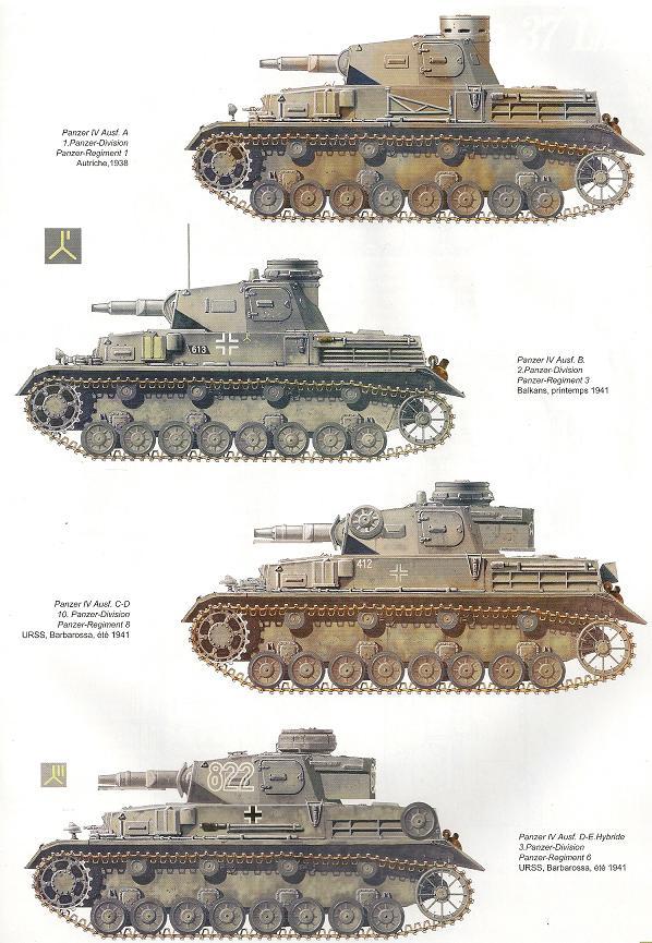 SdKfz 161 Panzerkampfwagen IV Ng09710