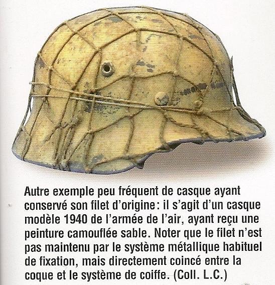 HEER - les Casques - camouflage et accessoires Nhhhj112