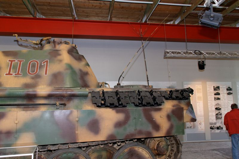 Panther - Munster - Panzer Museum - DE Normal18