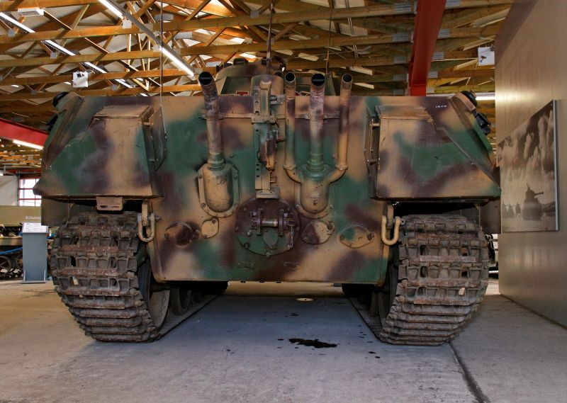 Panther - Munster - Panzer Museum - DE Normal19
