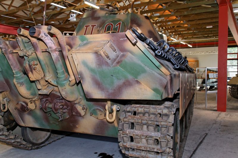 Panther - Munster - Panzer Museum - DE Normal20