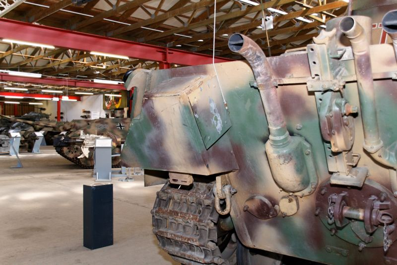 Panther - Munster - Panzer Museum - DE Normal21