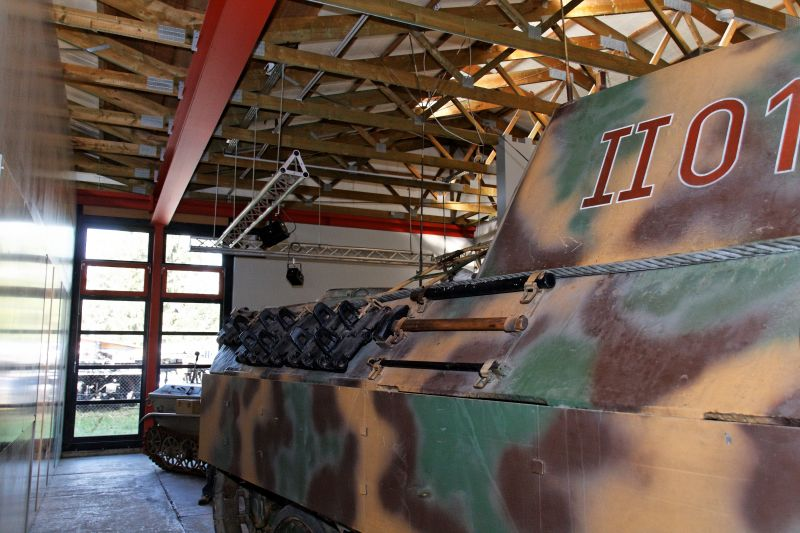 Panther - Munster - Panzer Museum - DE Normal23