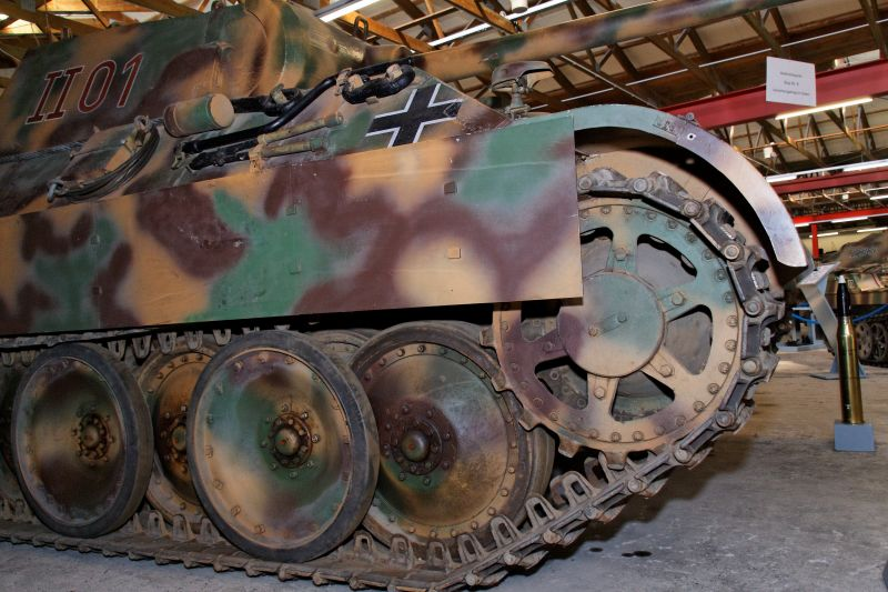 Panther - Munster - Panzer Museum - DE Normal25