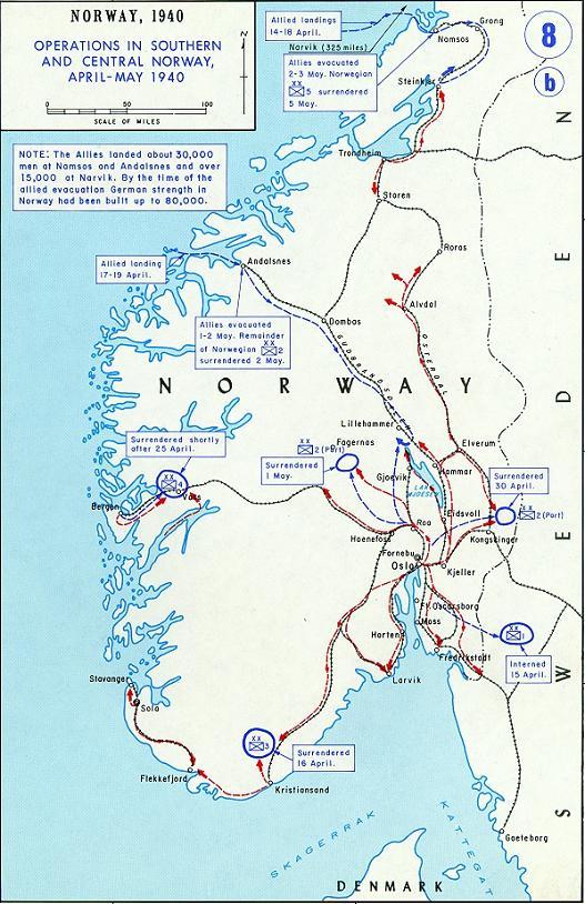 La Campagne de Norvège - 9 avril/8 juin 1940 Norweg10