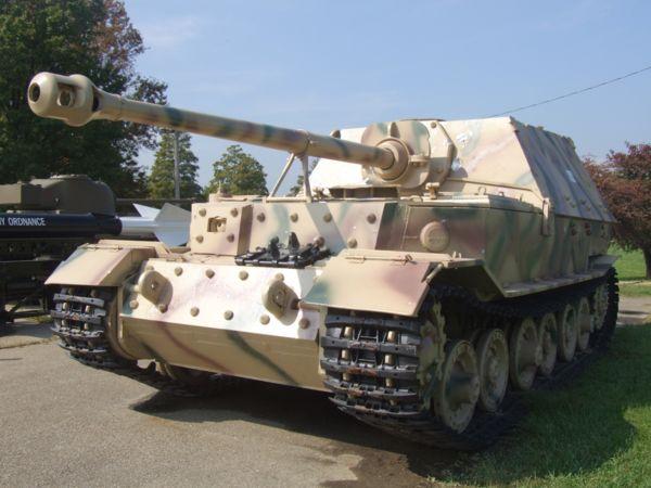 Panzerjäger Tiger Elefant/Ferdinant Nsengu12