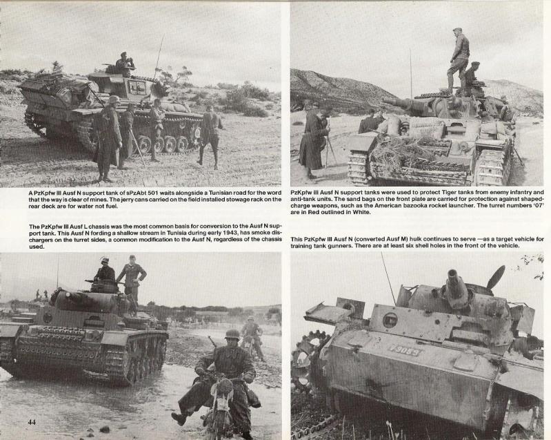 Panzerkampfwagen - Panzer III Nu408810
