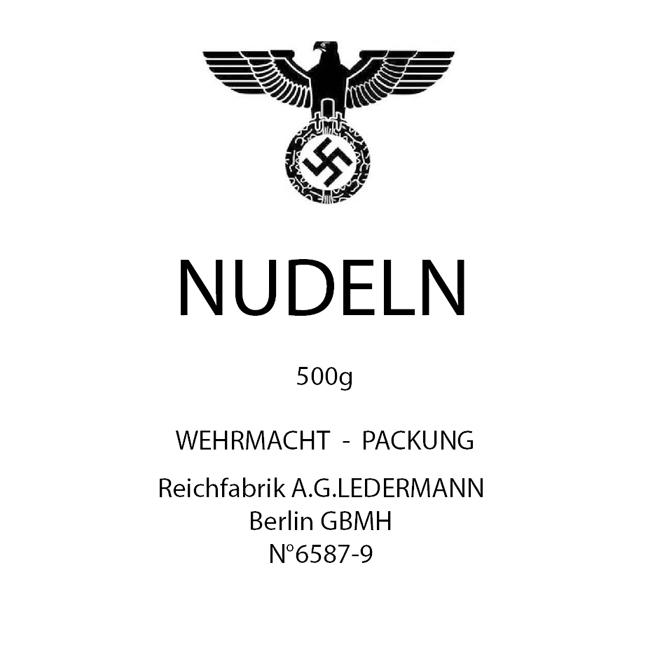 A LA BOUFFE !!!! - Heer/Waffen Nudeln10