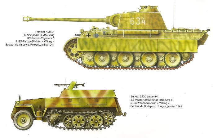 5e Panzerdivision SS Wiking Numahr10