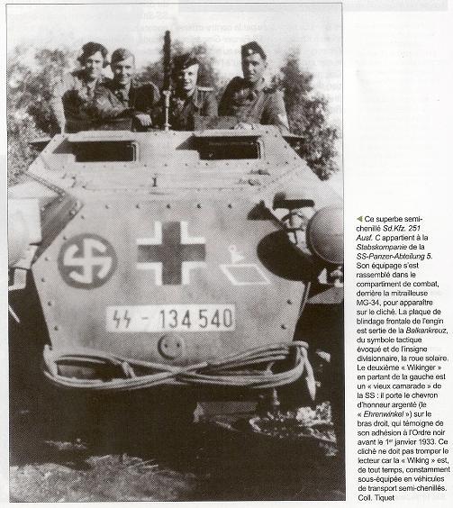 5e Panzerdivision SS Wiking Numahr11