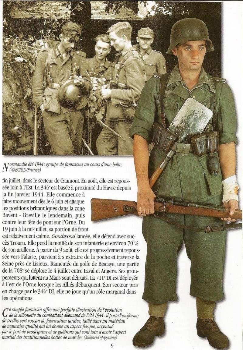Heer - Grenadier Inf.Div - Normandie 44 Numari13