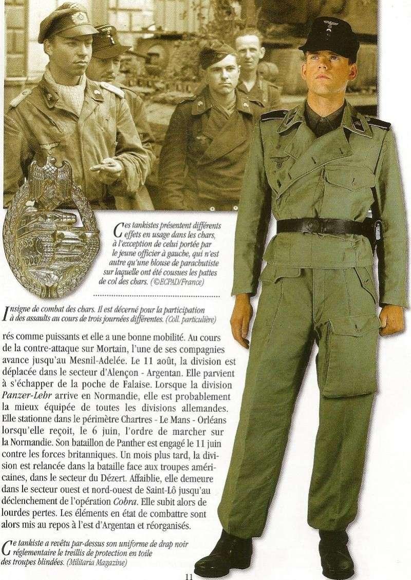 Heer - Les tankistes - France 1944 Numari15