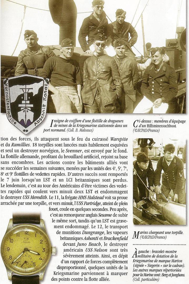 Matelot Kriegsmarine - France 1944 Numari18