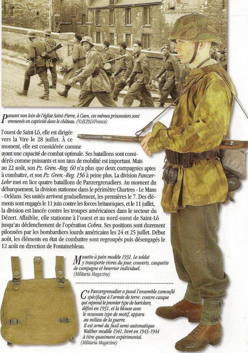 HEER - Panzer Grenadier  - france 44 Numari26
