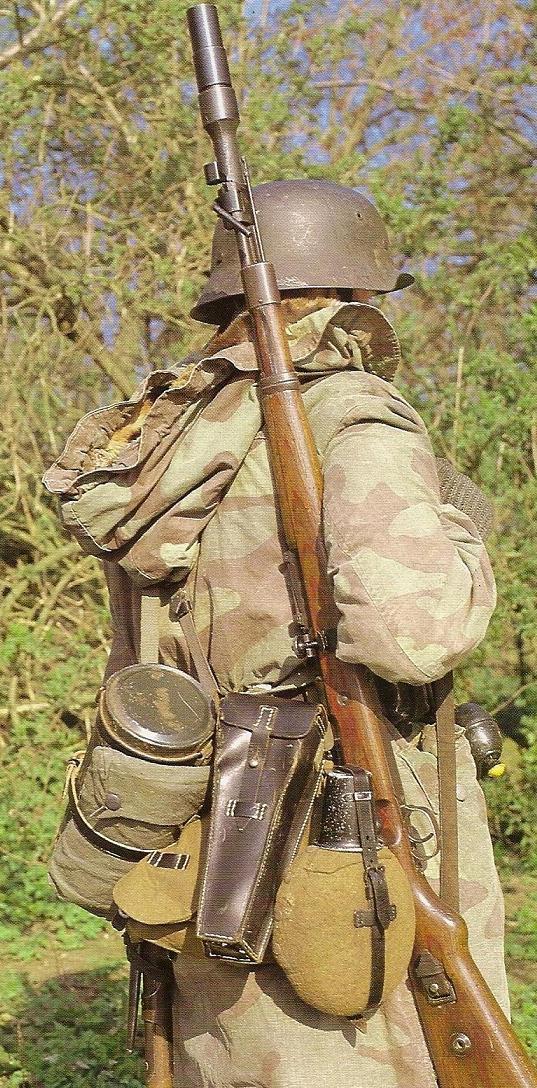 Waffen/italia - M1929 mimetico Numari30