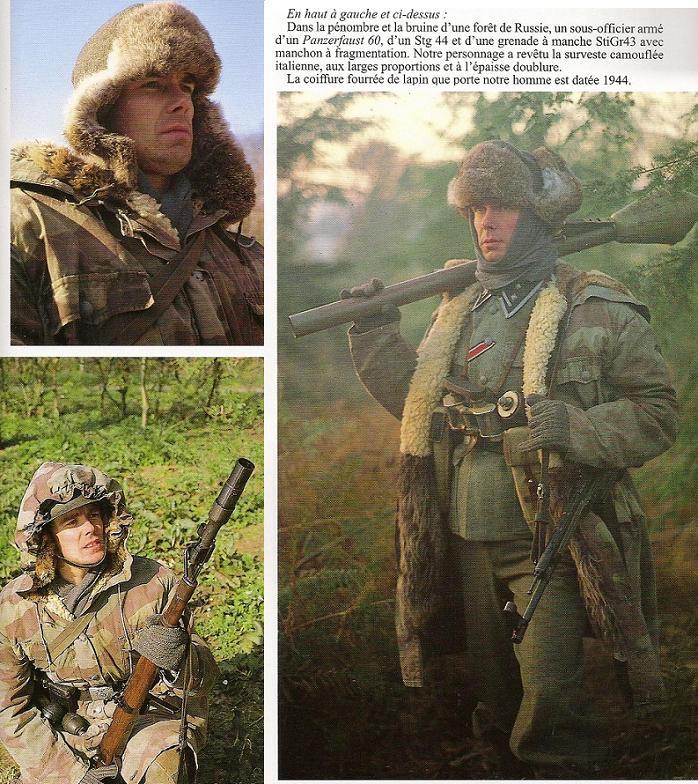 Waffen/italia - M1929 mimetico Numari31