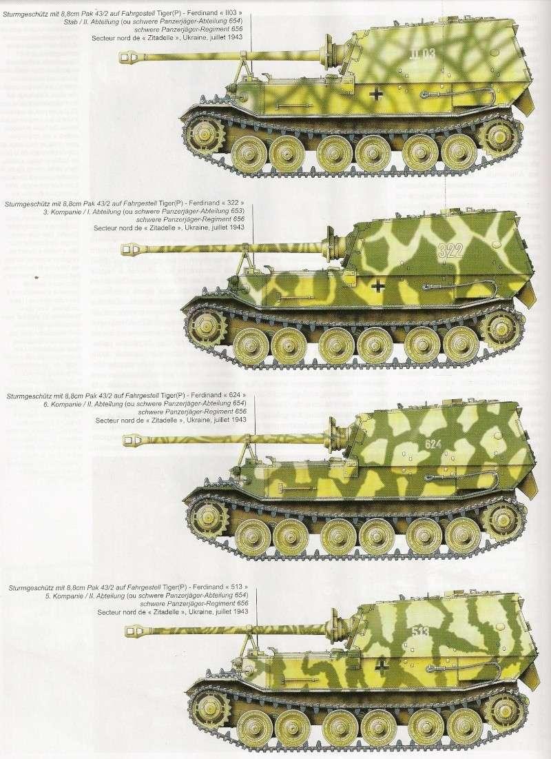 Panzerjäger Tiger Elefant/Ferdinant Numari36