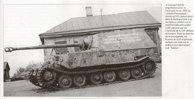 Panzerjäger Tiger Elefant/Ferdinant Numari37