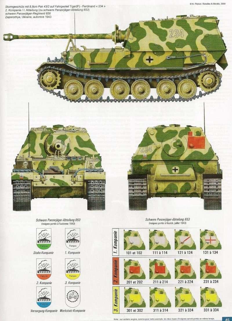 Panzerjäger Tiger Elefant/Ferdinant Numari39