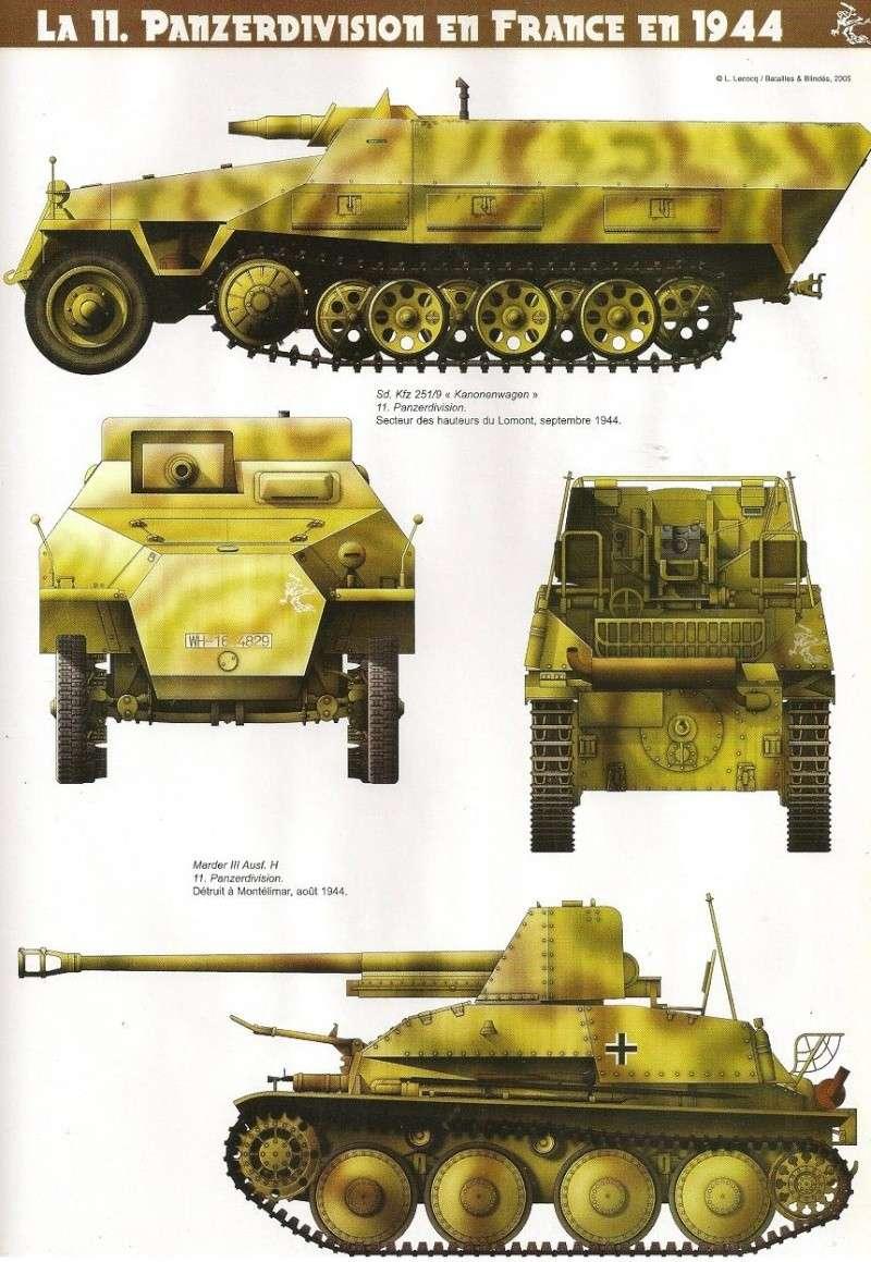 Histoire de la 11eme Panzer Division Numari40