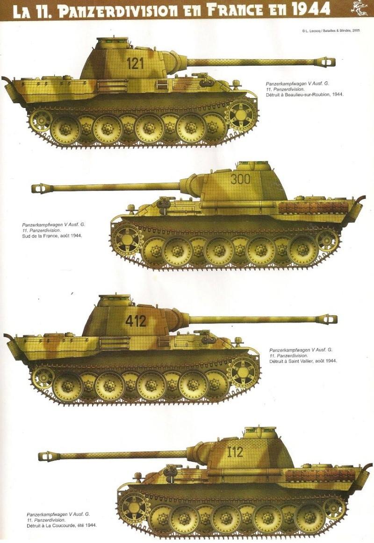 Histoire de la 11eme Panzer Division Numari41