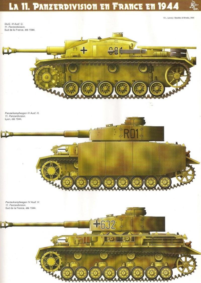 Histoire de la 11eme Panzer Division Numari42