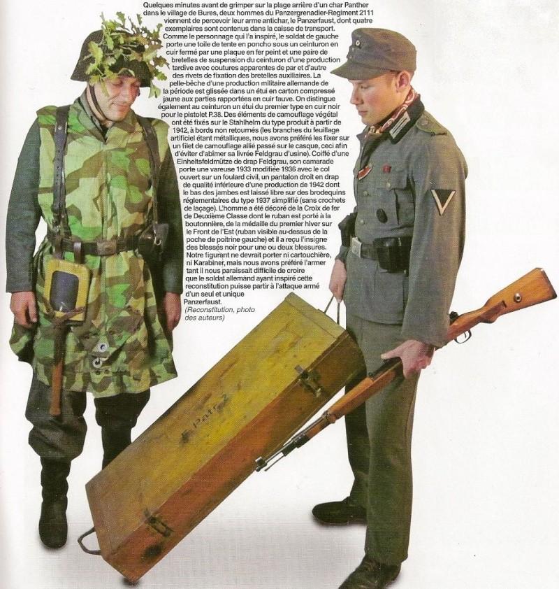 Heer Waffen - PONCHO ZELTBAHN Numari48